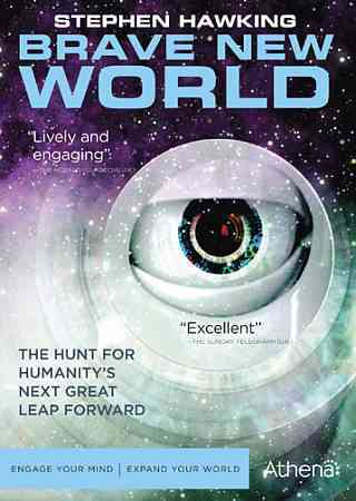BRAVE NEW WORLD BY HAWKING,STEPHEN (DVD)